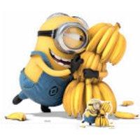 Minion Bananas Cardboard Cut Out - Minion Gifts