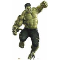 Avengers: Infinity War - Hulk Smash! (Giant) Cardboard Cut Out - Hulk Gifts
