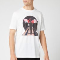 HUGO Men's Dadaist T-Shirt - White - M