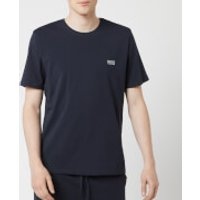 BOSS Hugo Boss Men's Crew Neck Small Logo T-Shirt - Navy - L - Blue