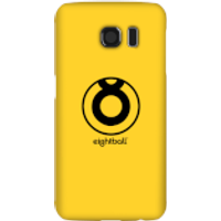 Ei8htball Large Circle Logo Phone Case for iPhone and Android - Samsung S6 - Snap Case - Matte