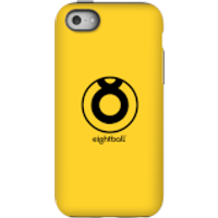 Ei8htball Large Circle Logo Phone Case for iPhone and Android - iPhone 5C - Tough Case - Gloss
