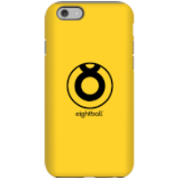 Ei8htball Large Circle Logo Phone Case for iPhone and Android - iPhone 6 - Tough Case - Gloss
