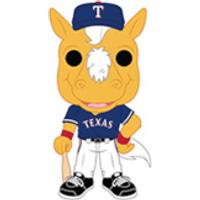 MLB Texas Ranger's Captain Pop! Vinyl Figure - Rangers Gifts