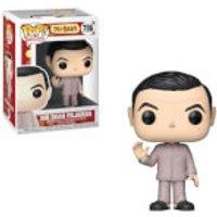 Mr Bean in Pyjamas Pop! Vinyl Figure - Mr Bean Gifts