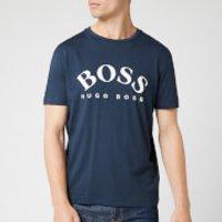 BOSS Men's 7 T-Shirt - Navy - L