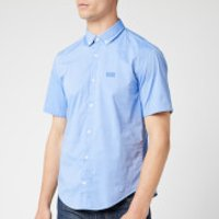 BOSS Men's Biadia Shirt - Medium Blue - S