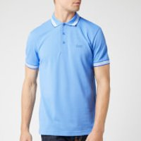 BOSS Men's Paddy Polo Shirt - Open Blue - M