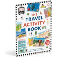 DK The Travel Activity Book - Books Gifts