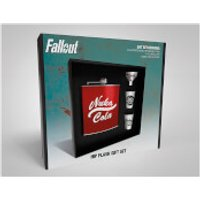Fallout Hip Flask Set - Hip Flask Gifts