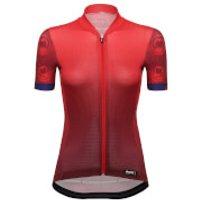 Santini Women's Volo Jersey - M - Red