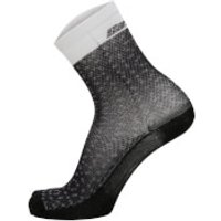 Santini Sleek 99 Socks - XS/S - Black