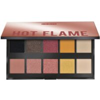 PUPA Make Up Stories Eye Shadow Palette - Hot Flame