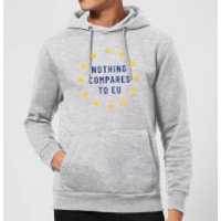 Nothing Compares To EU Hoodie - Grey - L - Grey