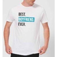 Best Boyfriend Ever Men's T-Shirt - White - XXL - White - Boyfriend Gifts