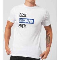 Best Husband Ever Men's T-Shirt - White - M - White