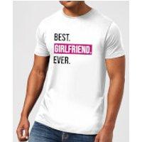 Best Girlfriend Ever Men's T-Shirt - White - XXL - White - Girlfriend Gifts
