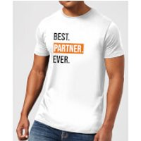 Best Partner Ever Men's T-Shirt - White - XL - White