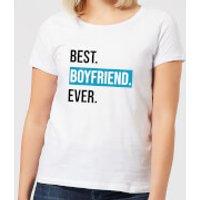 Best Boyfriend Ever Women's T-Shirt - White - 5XL - White - Boyfriend Gifts