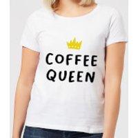 Coffee Queen Women's T-Shirt - White - M - White