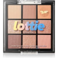 Lottie London Palette Mix - The Rose Golds 7.2g