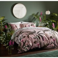 Ted Baker Pistachio Duvet Cover - Pink - Super King