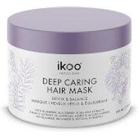 ikoo Detox & Balance Deep Caring Mask (200ml)