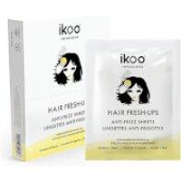 ikoo Hair Fresh-Ups Anti-Frizz Sheets (Box of 8 Sachets)