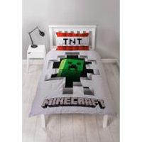 Minecraft Dynamite Duvet Set - Single