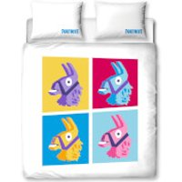 Fortnite Llama Duvet Set - Double