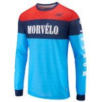 Morvelo Boro Long Sleeve MTB Jersey - XL