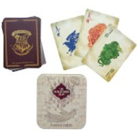 Harry Potter Marauders Map Playing Cards - Playing Cards Gifts