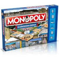 Monopoly Board Game - Scarborough Edition - Board Game Gifts
