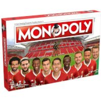 Monopoly Board Game - Liverpool F.C Edition - Liverpool Fc Gifts