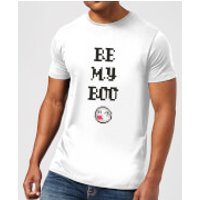 Super Mario Be My Boo Men's T-Shirt - White - XXL - White