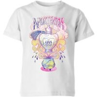 Harry Potter Amorentia Love Potion Kids' T-Shirt - White - 11-12 Years - White - Harry Potter Gifts