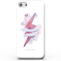 Harry Potter Love Leaves Its Own Mark Phone Case for iPhone and Android - iPhone 8 - Snap Case - Glo