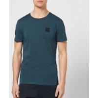 Peak Performance Men's Urban Short Sleeve T-Shirt - Blue Steel - S - Blue