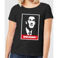 WWJRMD? Women's T-Shirt - Black - 5XL - Black