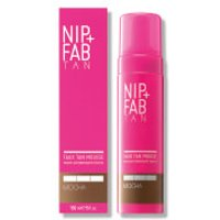 NIP+FAB Faux Tan Mousse 150ml - Mocha