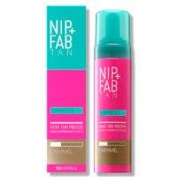 NIP+FAB Faux Tan Express Mousse 150ml - Caramel