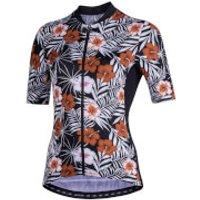 Nalini Moderna Women's Short Sleeve Jersey - M - Black/Red