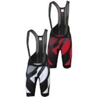 Sportful BodyFit Pro 2.0 LTD X - Bib Shorts - S - Black/Red