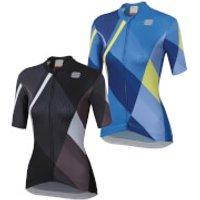 Sportful Women's Aurora Jersey - L - Black