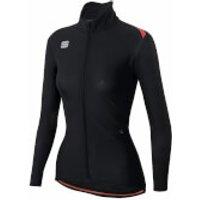 Sportful Women's Fiandre Light Windstopper Jacket - Black - S