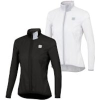 Sportful Women's Hot Pack Light Jacket - L - Black