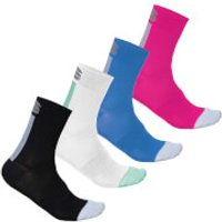 Sportful Women's BodyFit Pro 12 Socks - L/XL - white/gold