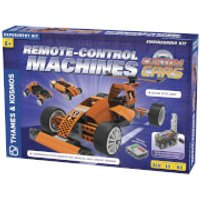 Thames & Kosmos Remote-Control Machines: Custom Cars - Driving Gifts