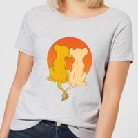 Disney Lion King We Are One Women's T-Shirt - Grey - S - Grey