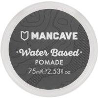 ManCave Water Based Pomade 75ml
